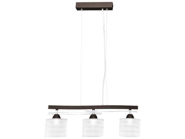 Lampa wisząca Fines 3xE14 60W K-2262 Kaja