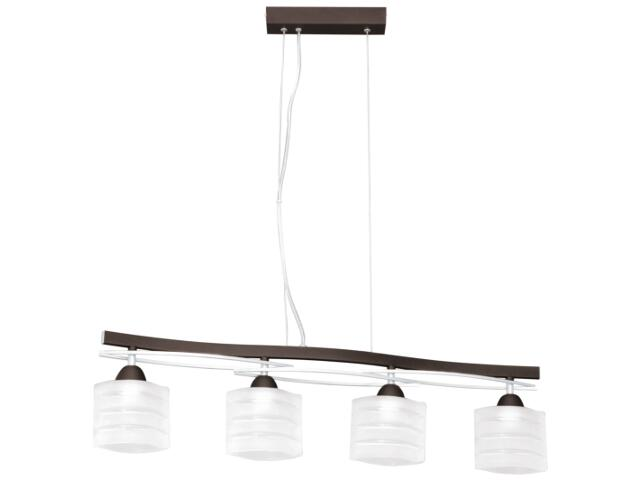 Lampa wisząca Fines 4xE14 60W K-2263 Kaja
