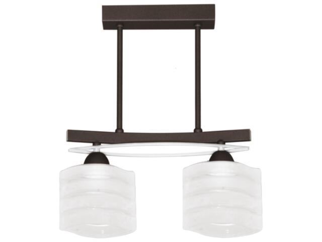 Lampa wisząca Fines 2xE14 60W K-2266 Kaja