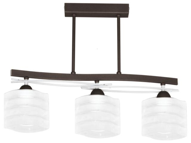Lampa wisząca Fines 3xE14 60W K-2267 Kaja