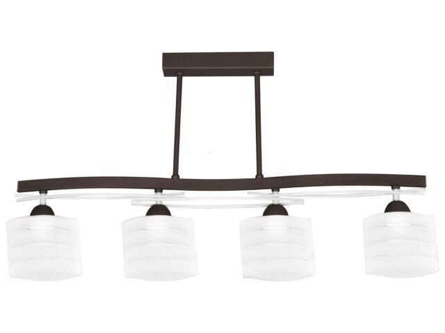 Lampa wisząca Fines 4xE14 60W K-2268 Kaja