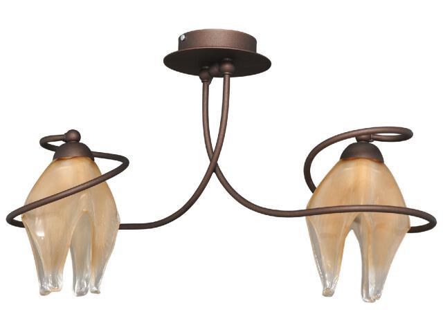 Lampa wisząca Davi 2xE14 60W K-2305 Kaja