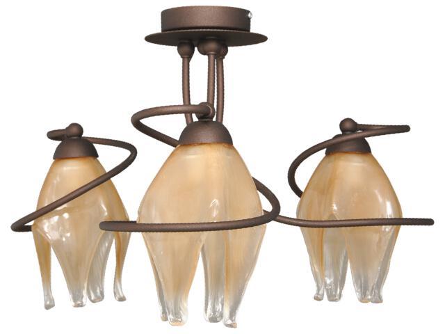 Lampa wisząca Davi 3xE14 60W K-2306 Kaja