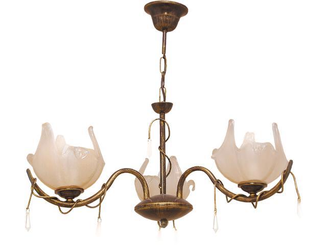 Lampa wisząca Fiore 3xE27 60W K-1438 Kaja