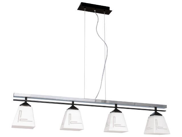 Lampa wisząca Milla 4xE27 60W K-1713 Kaja