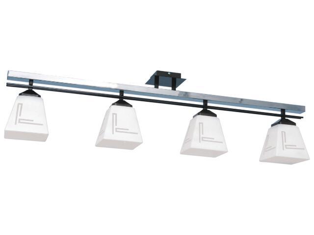 Lampa sufitowa Milla 4xE27 60W K-1719 Kaja