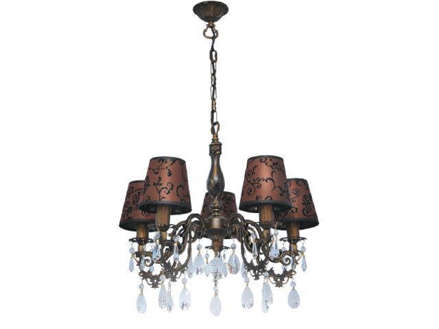 Lampa wisząca Malwi 5xE14 40W K-1511 A/K Kaja