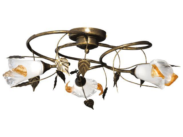 Lampa sufitowa Alehandro 3xE14 60W K-2145 Kaja