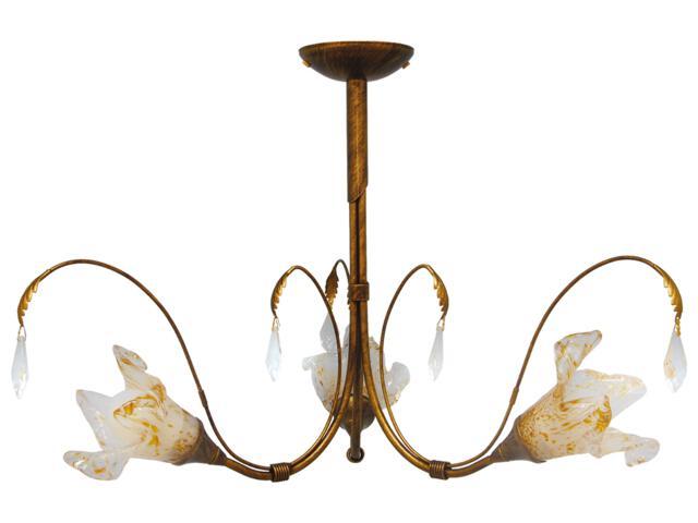 Lampa wisząca Patrycja 3xE14 60W K-1386 Kaja