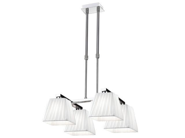 Lampa wisząca Alice 4xE14 40W K-MA03790C-4 Kaja