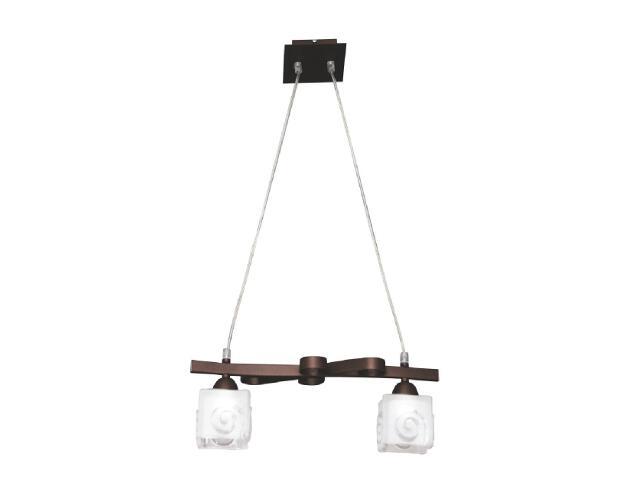 Lampa wisząca Libra 2xE14 60W K-2441 Kaja