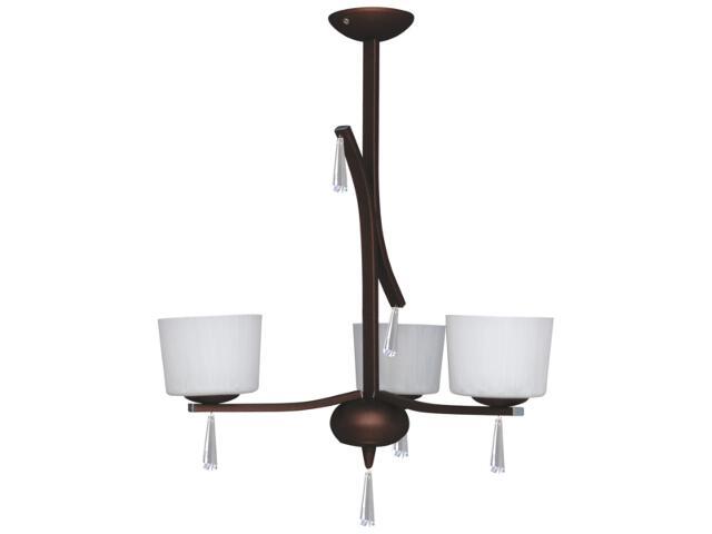 Lampa wisząca Toro 3xE27 60W K-2370 Kaja