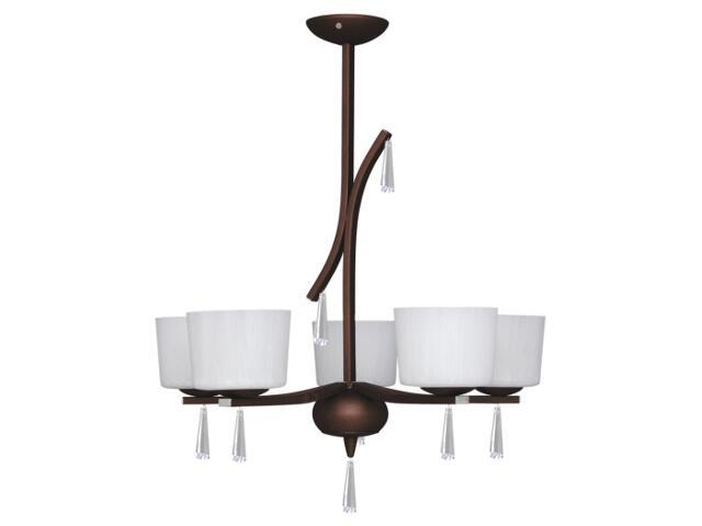 Lampa wisząca Toro 5xE27 60W K-2371 Kaja
