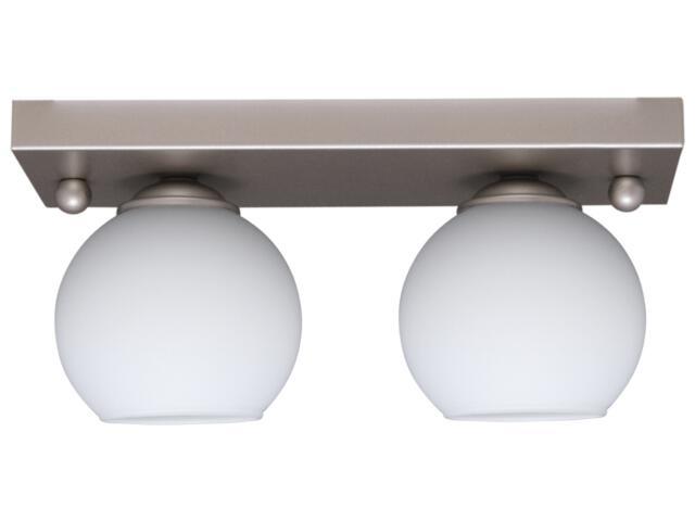 Lampa sufitowa Satin 2xE27 60W K-2551 Kaja