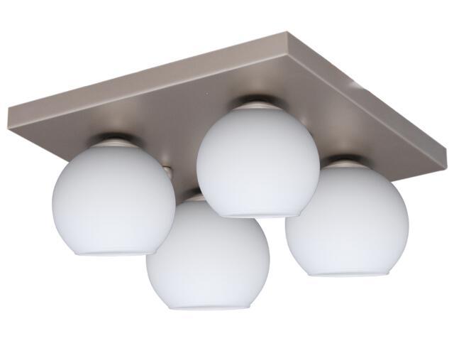 Lampa sufitowa Satin 4xE27 60W K-2553 Kaja
