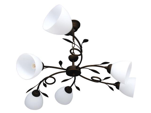 Lampa wisząca Astor 6xE27 60W K-2711 Kaja