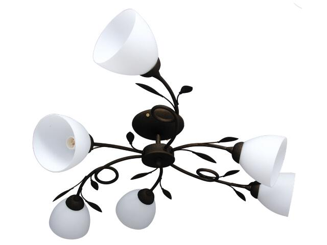 Lampa sufitowa Astor 6xE27 60W K-2714 Kaja