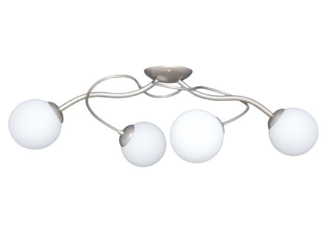 Lampa sufitowa Szar 4xE14 40W K-2356 Kaja