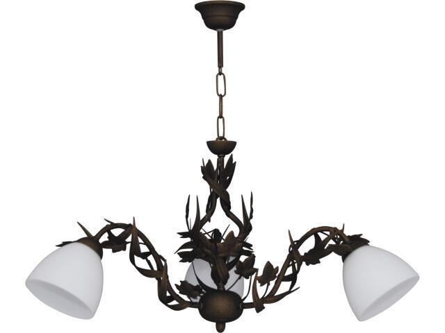 Lampa wisząca Eden 3xE27 60W K-2560 Kaja