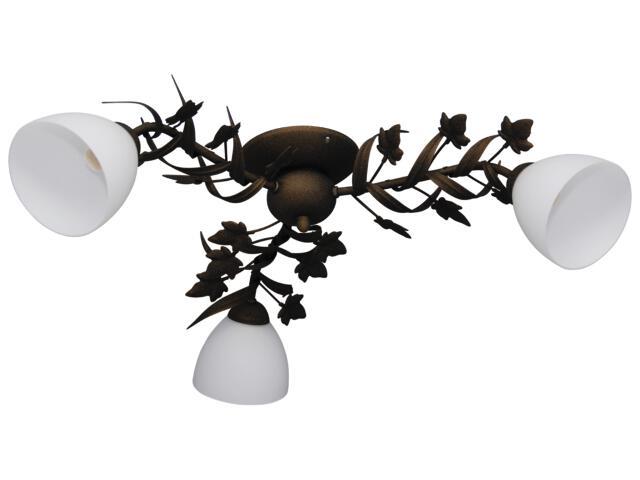Lampa sufitowa Eden 3xE27 60W K-2565 Kaja