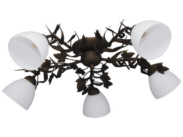 Lampa sufitowa Eden 5xE27 60W K-2566 Kaja