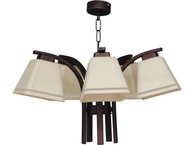 Lampa wisząca Neva 5xE27 60W K-2761 Kaja