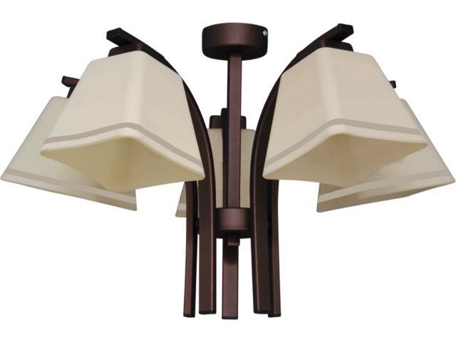 Lampa wisząca Neva 5xE27 60W K-2766 Kaja