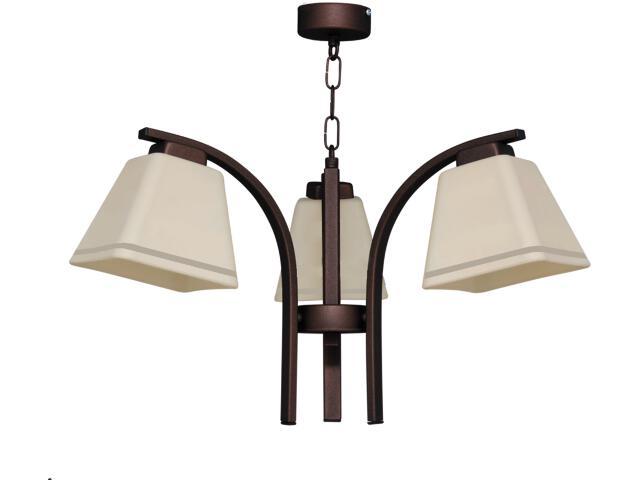 Lampa wisząca Neva 3xE27 60W K-2760 Kaja