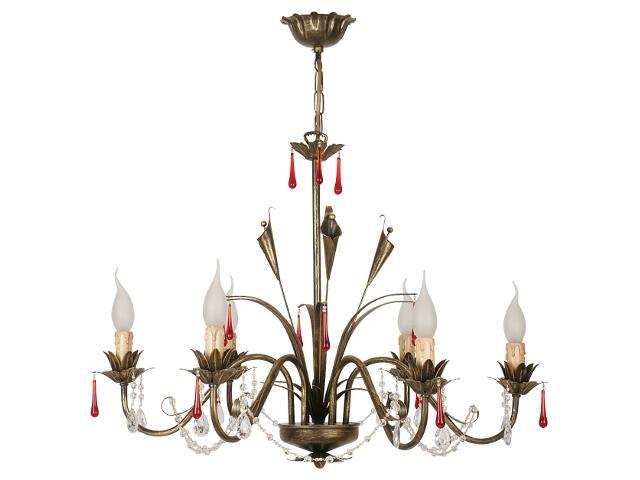 Lampa sufitowa WIKI brązowa VI 1222 Nowodvorski