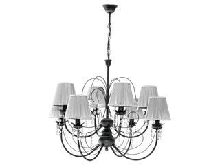 Lampa wisząca Silver SILK VIII 1539 Nowodvorski