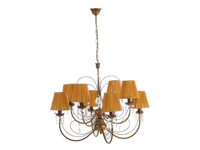 Lampa wisząca Golden SILK VIII 1540 Nowodvorski