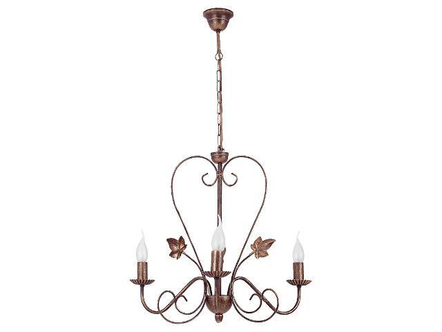 Lampa wisząca NADIA brązowa III 1768 Nowodvorski