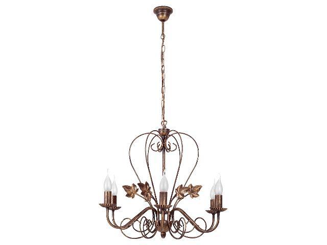 Lampa wisząca NADIA brązowa VI 1769 Nowodvorski