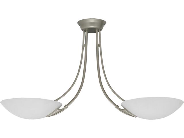 Lampa wisząca VENEZIA srebrna II 2975 Nowodvorski