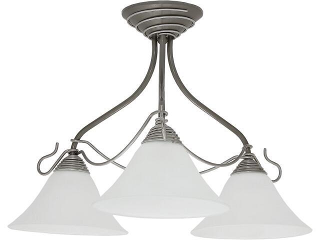 Lampa wisząca VICTORIA srebrna III 3004 Nowodvorski