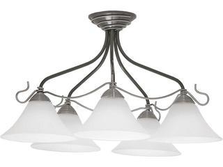 Lampa wisząca VICTORIA srebrna V 3005 Nowodvorski