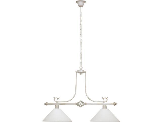 Lampa wisząca CORA biała II 3486 Nowodvorski