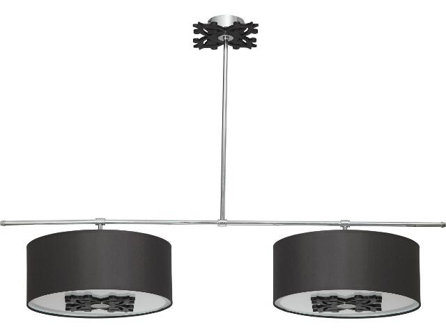 Lampa sufitowa VERONA brązowa IV 3603 Nowodvorski