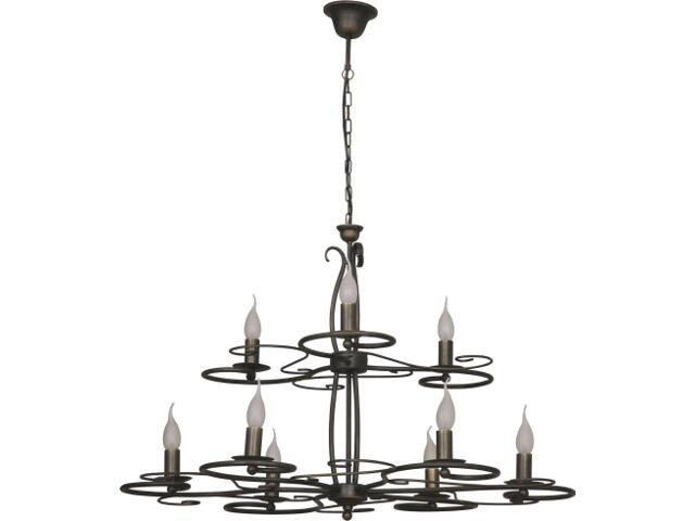 Lampa wisząca DAKAR IX 3647 Nowodvorski