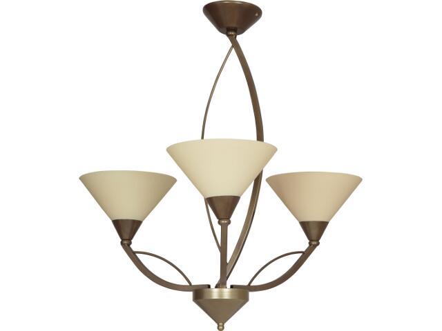 Lampa wisząca BONA złota III 3743 Nowodvorski