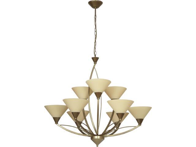 Lampa wisząca BONA złota IX 3745 Nowodvorski