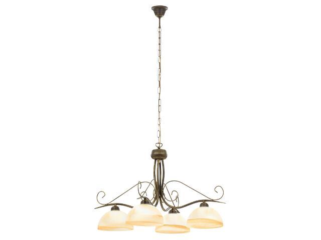 Lampa wisząca FIONA IV 384 Nowodvorski