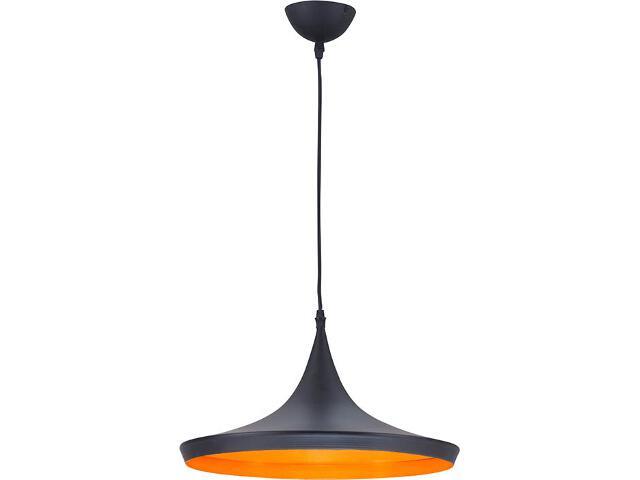 Lampa wisząca GIULIA czarna I zwis 4087 Nowodvorski