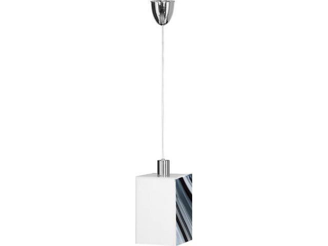 Lampa sufitowa AQUARIUM szara I zwis 4215 Nowodvorski