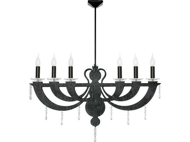 Lampa wisząca MENORA VI 4603 Nowodvorski
