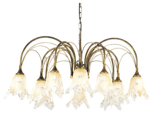 Lampa sufitowa LIVIA X duży 821 Nowodvorski