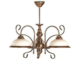 Lampa wisząca PATYNA I 3xE27 60W 035A/E Aldex