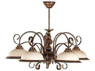 Lampa wisząca PATYNA I 5xE27 60W 035B/F Aldex