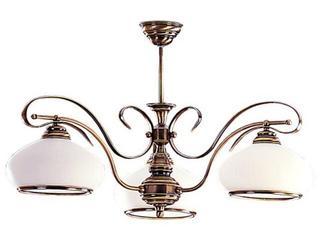 Lampa wisząca PATYNA II 3xE27 60W 035A2/E Aldex