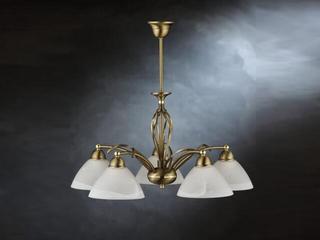 Lampa wisząca RING 5xE27 366F Aldex